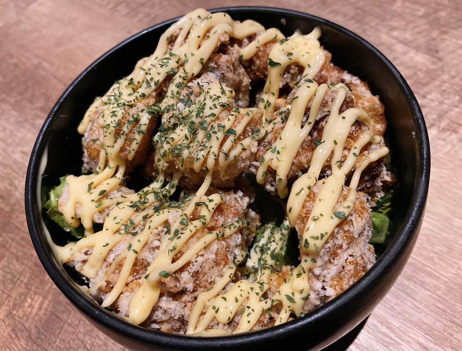東京都・歌舞伎町 「片山鳥肉店」特製 鶏の唐揚げ丼【飲食店応援企画】
