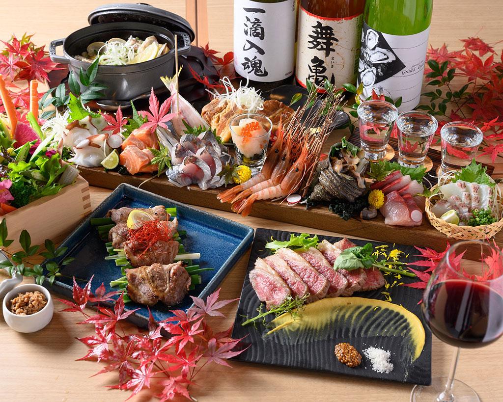 広島の人気店で誕生日パーティー! 気軽に贈れるお食事ギフト