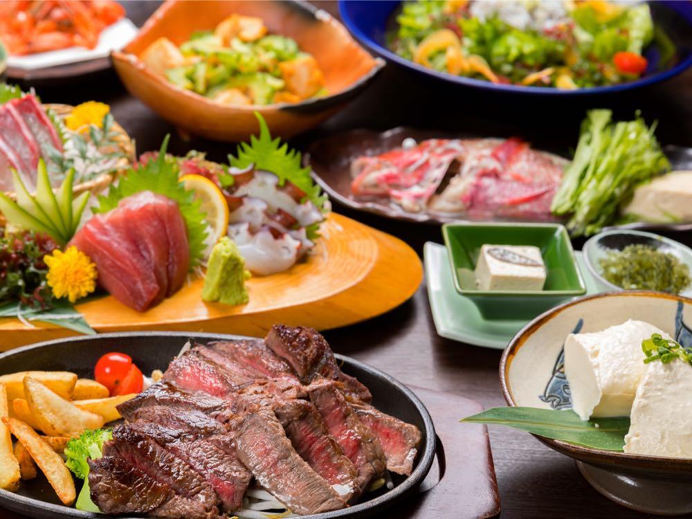 誕生日祝いに食事券をプレゼント。沖縄で評判のグルメ