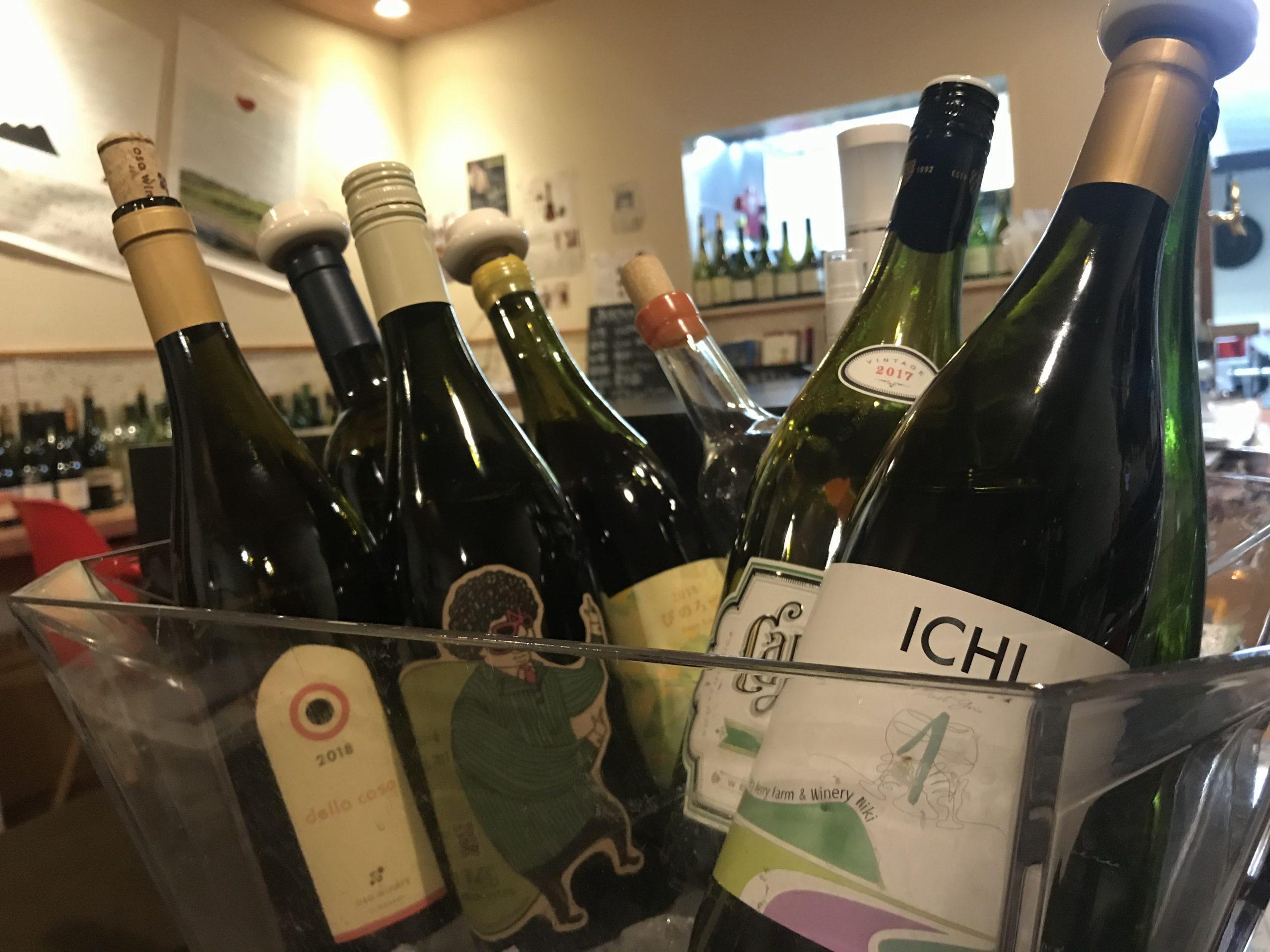 【「さきめし/ごちめし」人気店を紹介!】 北海道・札幌市「道産ワイン応援団 winecafé veraison-」
