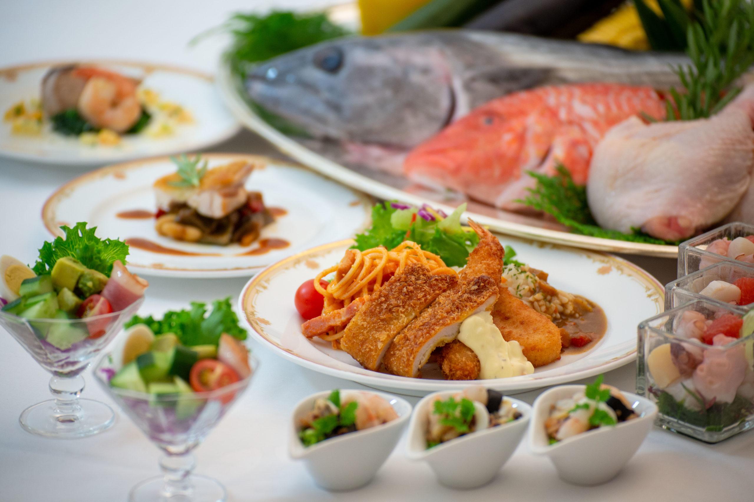 長崎で祝う記念日に! ホテルや料亭で楽しむ贅沢グルメ