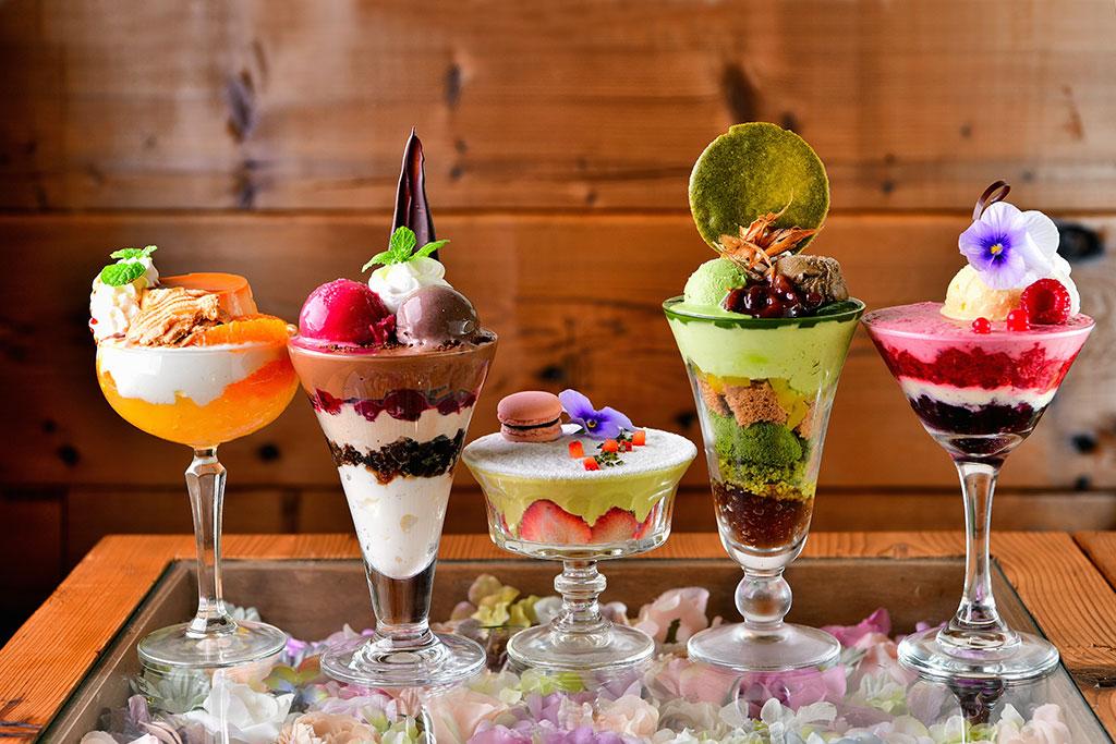 【恋人】との記念日に。大阪人気カフェの食事券をプレゼント!