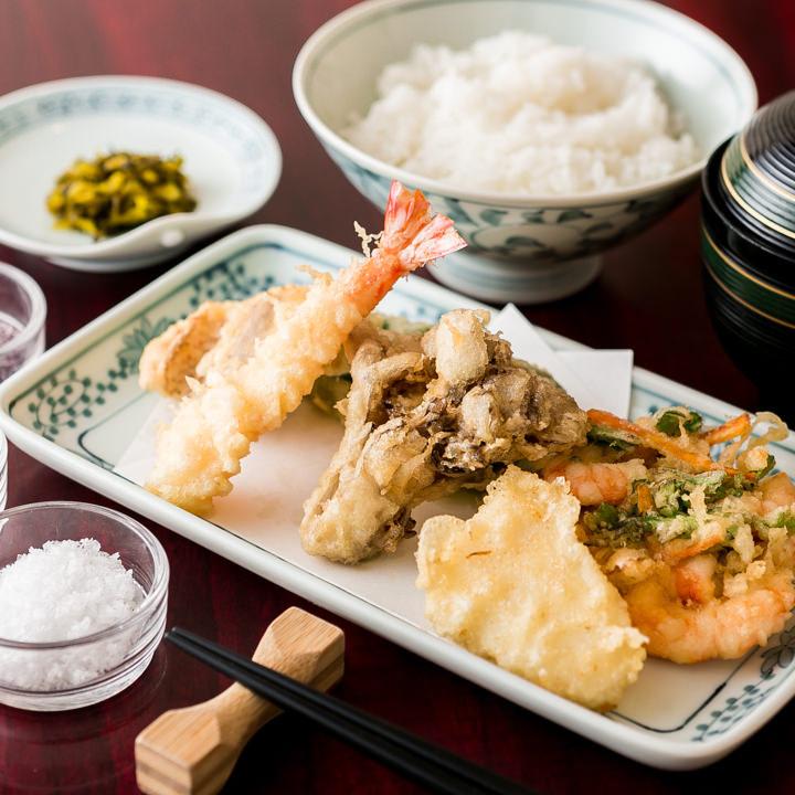 お世話になった人に食事券をプレゼントしよう!大阪の人気天ぷら店をご紹介