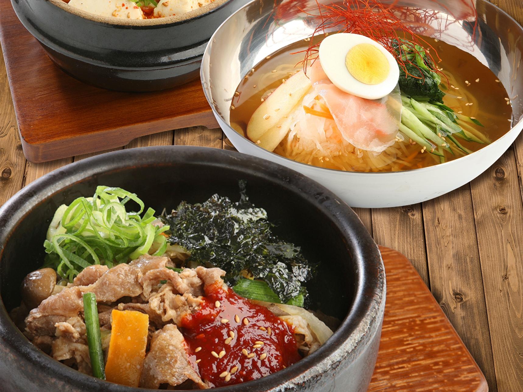 記念日ギフトに食事券を。こだわりメニューがマシッソヨ!絶品韓国料理の店・兵庫編