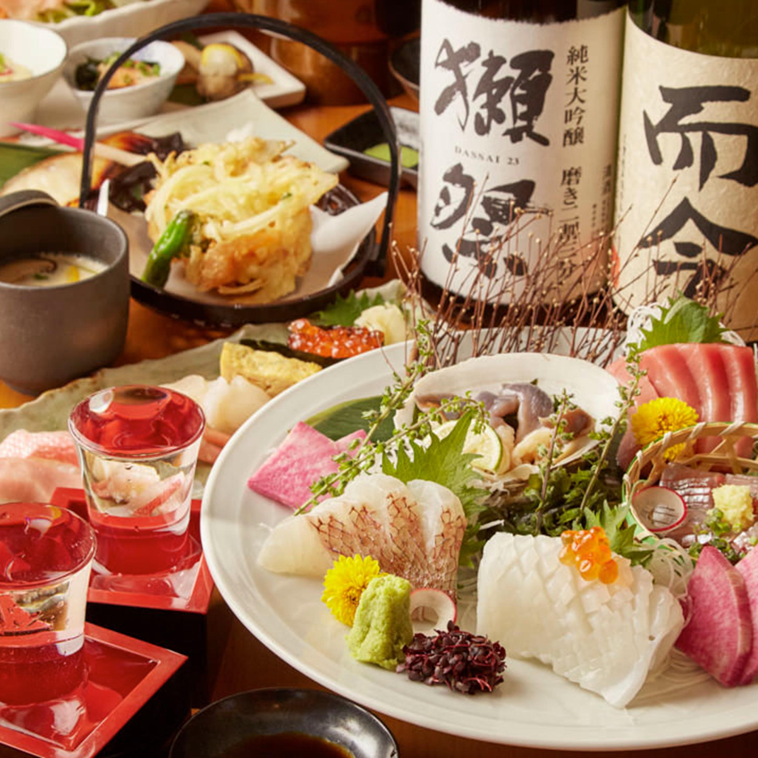 「ごちめし」の食事券はギフトに最適。祝いの席を豪華に彩る鮮魚の握りに刺身!人気の鮨割烹を紹介・千葉編