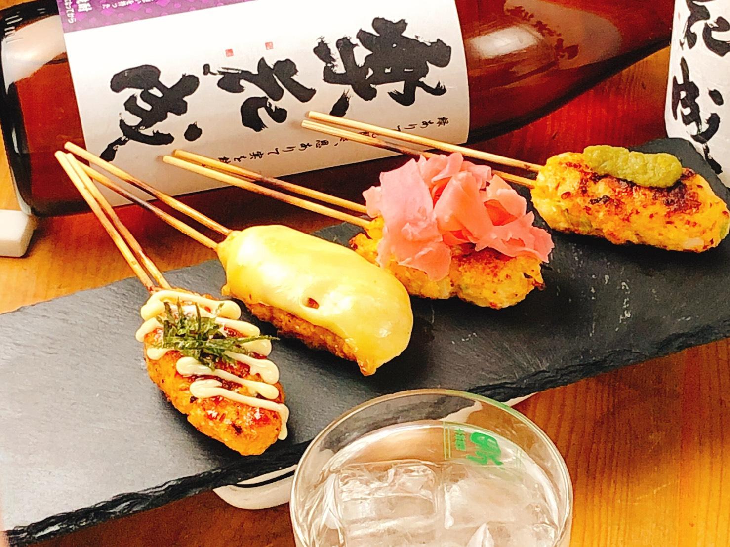 ギフトに嬉しい食事券をプレゼント。大阪で人気の焼き鳥居酒屋を紹介