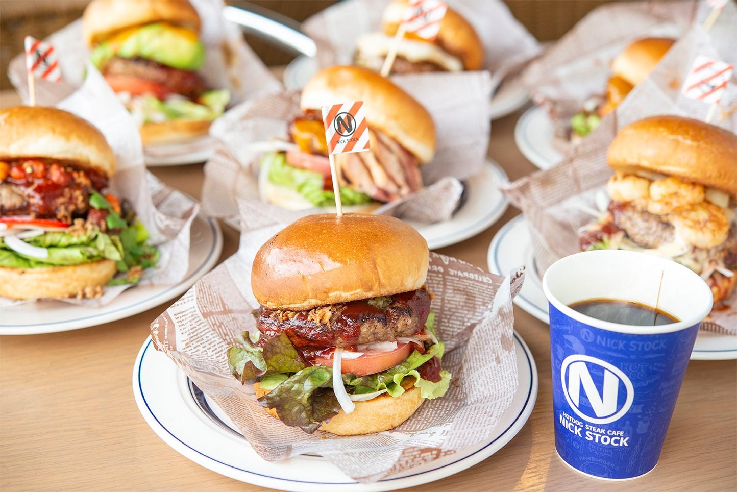 プレゼントにはお食事ギフトがおすすめ。肉厚パテがジューシー!豪快なハンバーガーでランチ&ディナー・東京編
