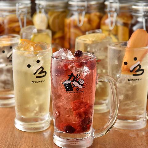 """食事券をギフトに。名古屋で""""がブリ""""!特大チキンとハイボールで乾杯"""