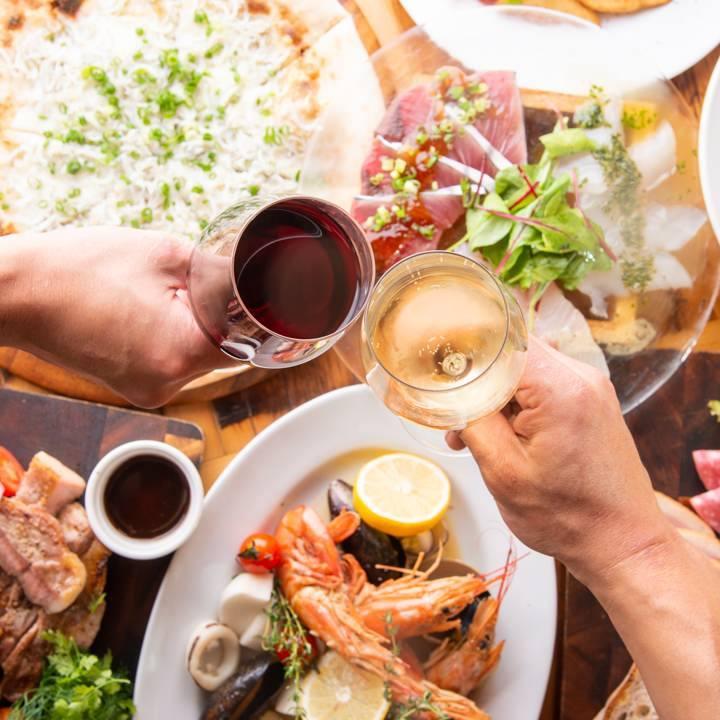 食事券をギフトに。横浜市「蒸気屋本店」で洋風創作料理を堪能