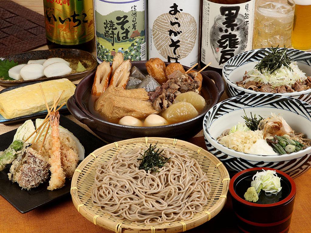 【「さきめし/ごちめし」人気店を紹介!】大阪「おらが蕎麦 梅田堂島地下街店」