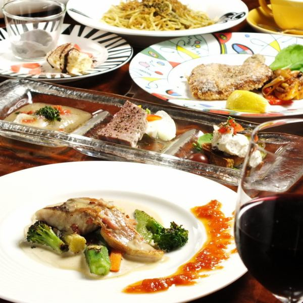 誕生日に食事券を贈ろう。お祝いの席に最適な大阪で人気のイタリアン2選