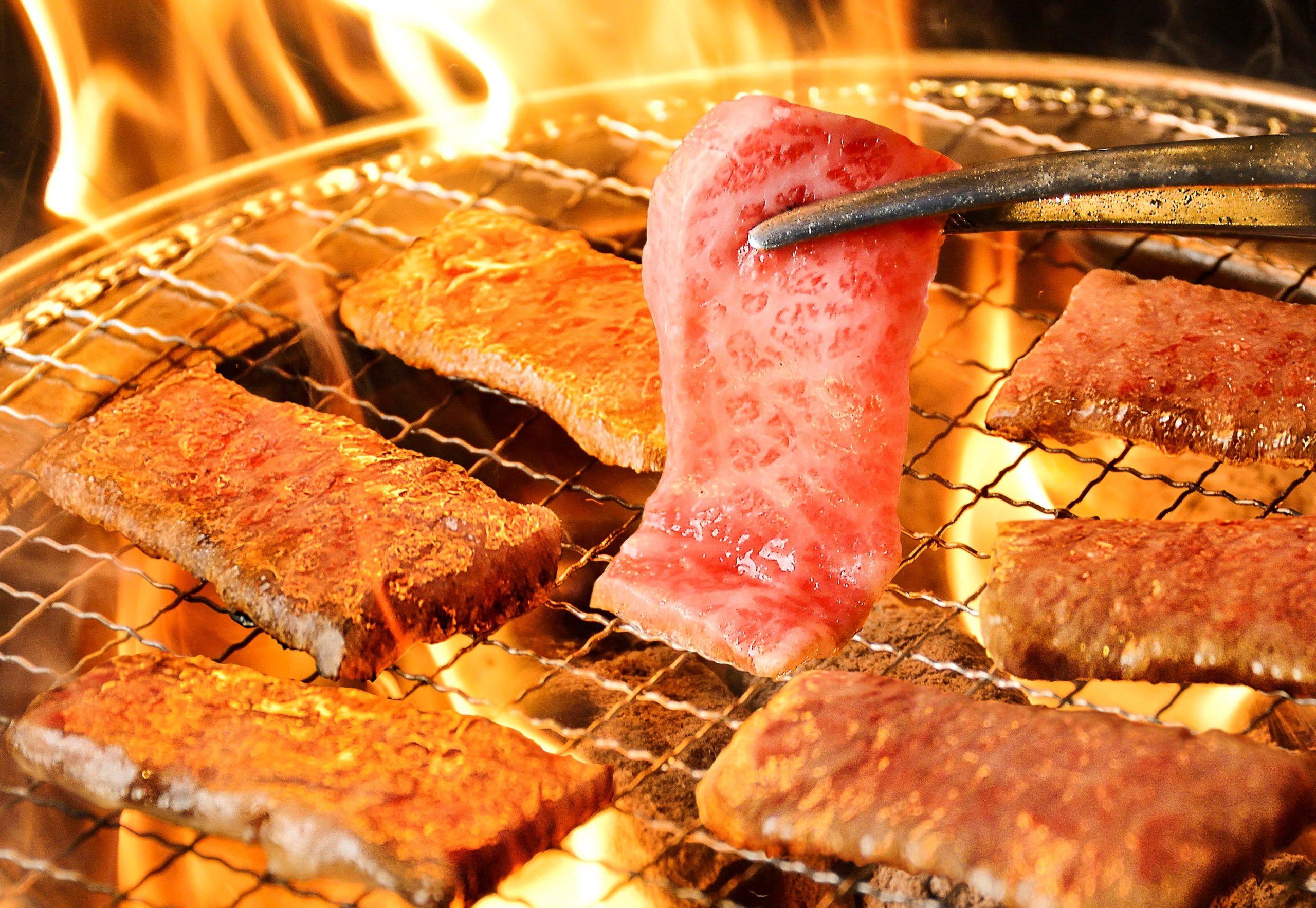 焼肉食べ放題で人気! 大分「韓国苑下郡店」