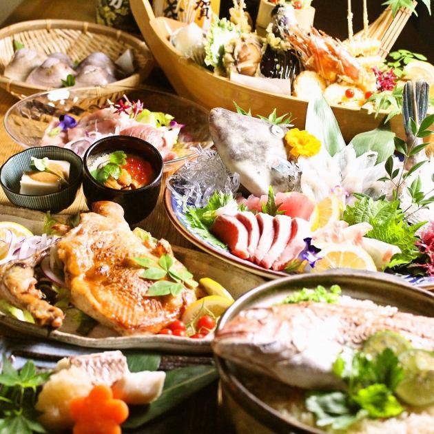 誕生日に食事券を贈ろう。広島「創作和食かどで」「貝や廉」を紹介