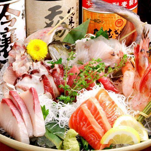 誕生日に食事券を贈ろう。新鮮魚介が評判の東京の海鮮居酒屋2軒