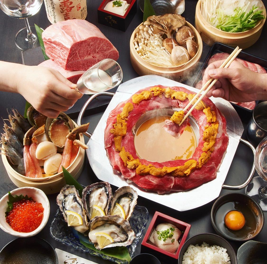 父の日ギフトに食事券を贈ろう。福島で堪能する絶品グルメ