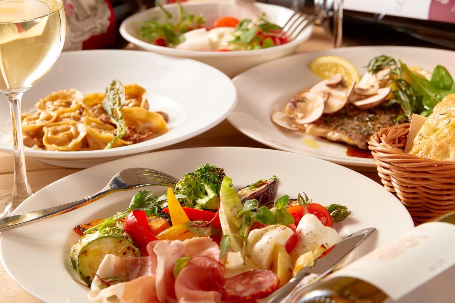 【誕生日に食事券をプレゼント】大阪の本格イタリアンでお祝いしよう