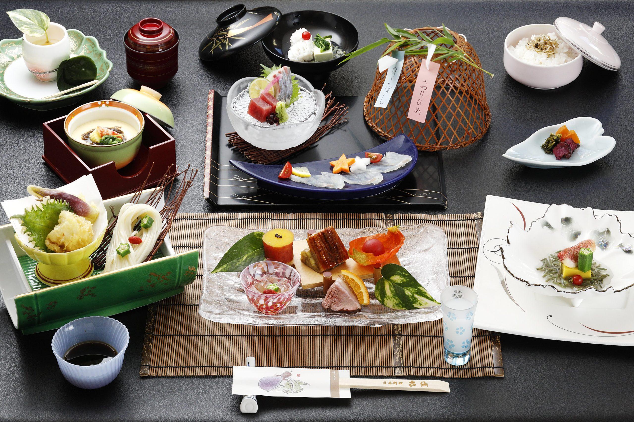 【誕生日に食事券を贈ろう】上質空間で味わう和食御膳でお祝いしよう・福岡